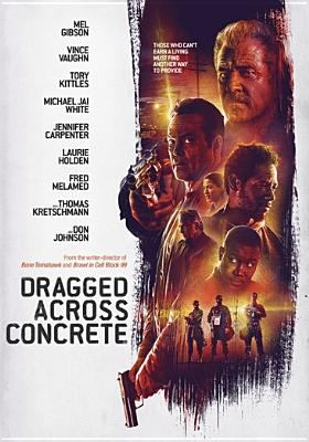 Cover image for Dragged across concrete