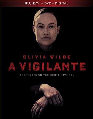 Cover image for A vigilante