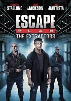 Cover image for Escape plan the extractors