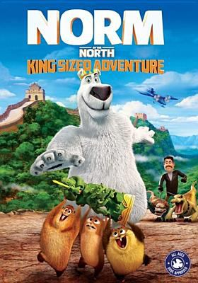 Cover image for Norm of the North. King sized adventure
