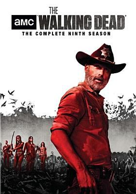 Cover image for The walking dead The complete ninth season