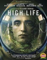 Cover image for High life