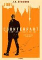 Cover image for Counterpart The complete second season
