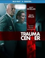 Cover image for Trauma center