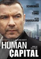 Cover image for Human capital