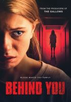 Cover image for Behind you