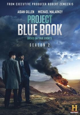Cover image for Project blue book Season 2