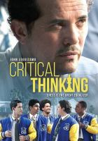 Cover image for Critical thinking