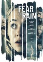Cover image for Fear of rain
