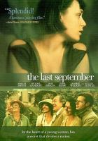 Cover image for The last September