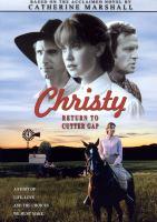 Imagen de portada para Christy return to Cutter Gap