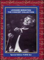 Cover image for Leonard Bernstein : the concert collection.