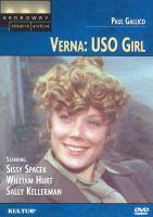 Cover image for Verna, USO girl