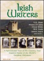 Cover image for Irish writers