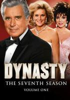 Cover image for Dynasty The seventh season, volume one