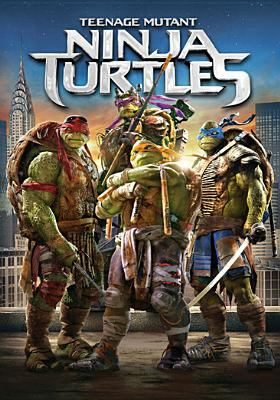 Cover image for Teenage Mutant Ninja Turtles