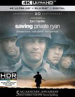 Cover image for Saving Private Ryan
