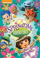 Cover image for Springtime adventures