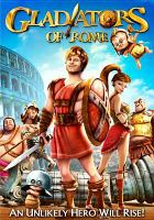Cover image for Gladiators of Rome