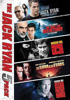 Cover image for The Jack Ryan 5 pack