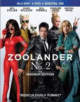 Cover image for Zoolander 2:  The magnum edition