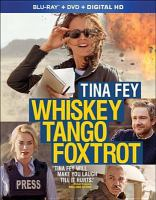 Cover image for Whiskey tango foxtrot