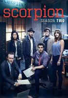 Cover image for Scorpion. Season two