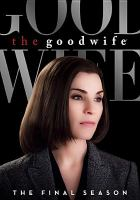 Cover image for The good wife The final season