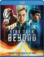 Cover image for Star trek beyond
