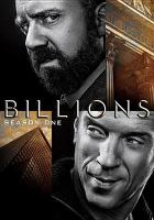Cover image for Billions Season one