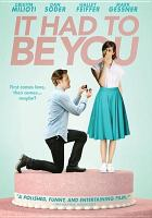 Cover image for It had to be you