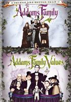 Cover image for The Addams family Addams family values