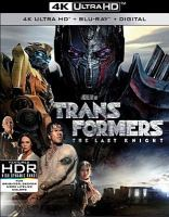 Cover image for Transformers The last knight