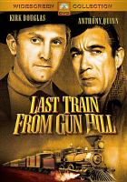 Cover image for Last train from Gun Hill
