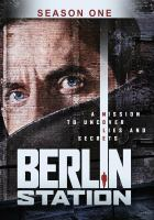 Cover image for Berlin Station Season 1
