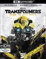 Cover image for Transformers : dark of the moon