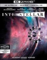 Cover image for Interstellar