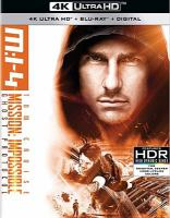 Cover image for Mission impossible: Ghost protocol