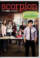 Cover image for Scorpion. The final season