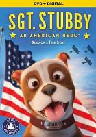 Cover image for Sgt. Stubby an American hero