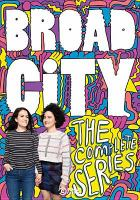 Cover image for Broad City the complete series