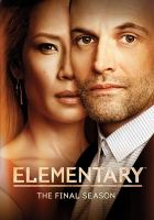 Cover image for Elementary The final season.