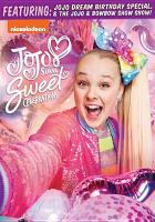 Cover image for JoJo Siwa sweet celebrations.