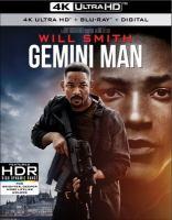 Cover image for Gemini man
