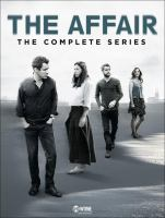 Cover image for The affair the complete series