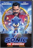Cover image for Sonic the Hedgehog