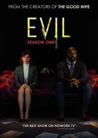 Cover image for Evil Season one.