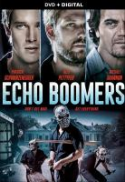 Cover image for Echo boomers