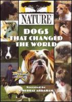 Cover image for Dogs that changed the world