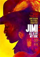Cover image for Jimi all is by my side